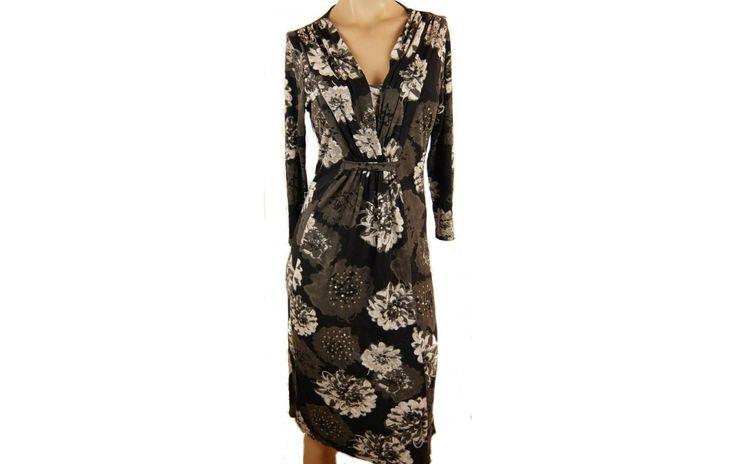 Rocha.John Rocha fantasztikusan nőies ruha 42-es - Női egész ruha - XLruha Molett használt duci ruha - tunika