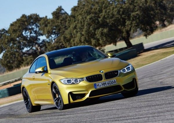 2015 BMW M4 Coupe Front Images 600x426 2015 BMW M4 Coupe Full Reviews with Images