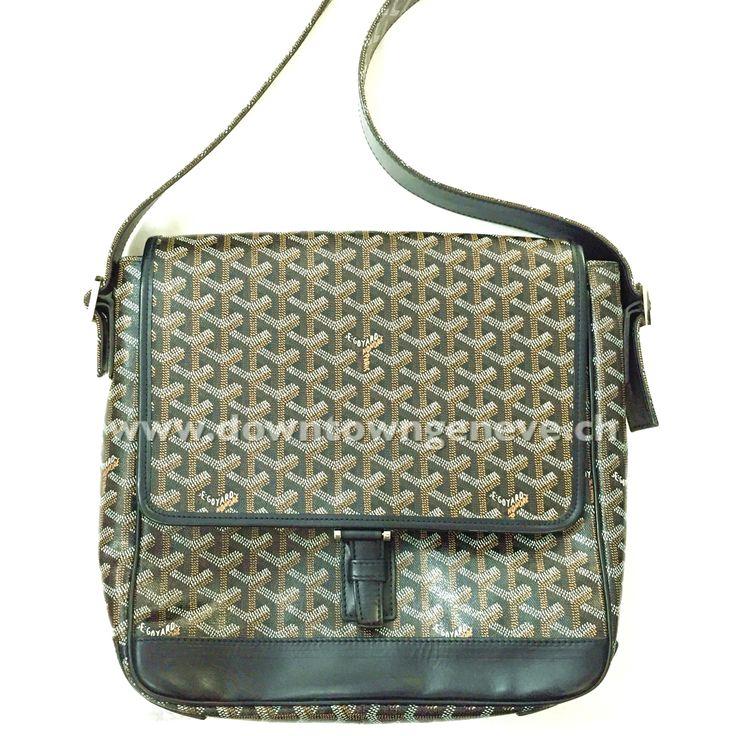 Gorgeous Goyard messenger bag @downtowngeneve #bagsforsale