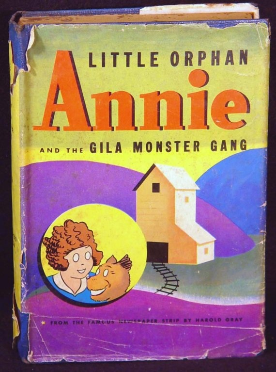 Annie Kids Book