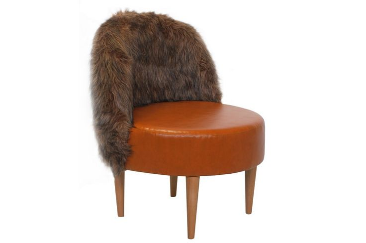 Niezwykły Fotel Scandi Rudy Happy Barok#fotel #armchair #chair #meble #furniture #house #home #dom #mieszkanie #homedesign #homedecor #livingroom #livingroomdesign #salon #new #polish #design #designer #happy #barok #thebest #leather #skóra #scandi #scandinavian #skandynawski #futro #fur #pelt #onemarket.pl