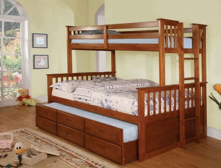 Cheap Bunk Bed Mattress Included