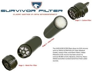 Read a glowing Survivor Filter review from realsurvivalist.com. They spoke very highly of our product!   | #Outdoors #SurvivorFilter #Hiking #Camping #Survivalist