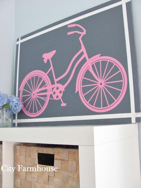 Pink #Bike