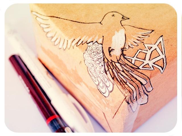 Doodlelope by kuroba, via Flickr
