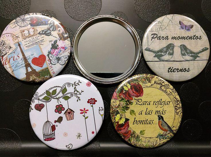 Espejos de bolsillo personalizados al por mayor photos - Espejos de bolsillo ...
