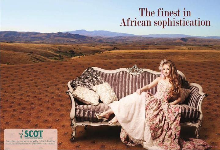 Our advertisement in the latest edition of Modapelle Style & Project 2013.