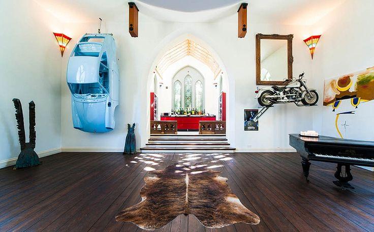 Superb St Johnu0027s Church In Uxbridge | Unusual Homes | Conversions