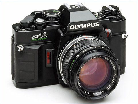 OLYMPUS OM-40 PROGRAM 50mm F1.4
