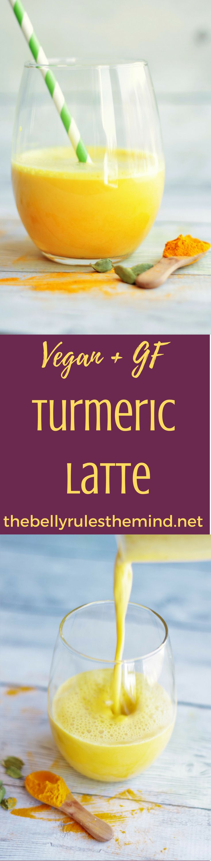 Fight Cold & Flu while enjoying the health benefits of Turmeric with this warm Turmeric Latte / Golden Milk / Haldi Doodh |www.thebellyrulesthemind.net @bellyrulesthemind #recipes #haldi #turmeric #goldenmilk #turmericlatte #haldidoodh #kidfriendly #coldandflu #healthbenefits