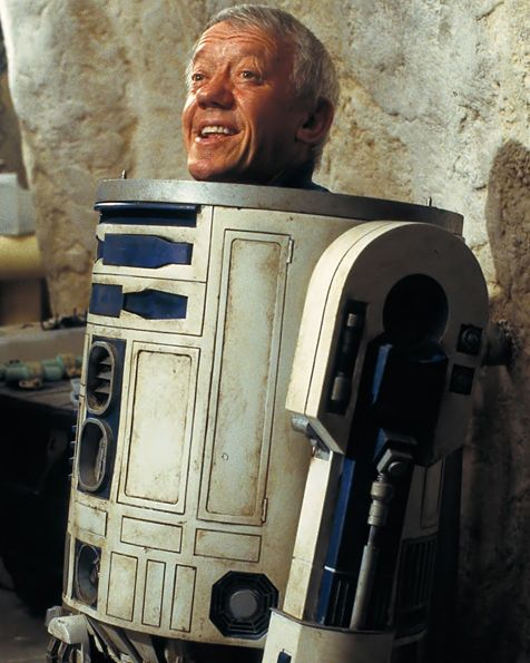 Kenny Baker (1934-2016), Actor Best Known For Playing R2-D2 in the Star Wars Films
