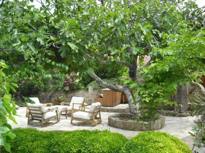 reihenhausgarten im neuen gewand | gardens. mit etwas geschick, Gartenarbeit ideen
