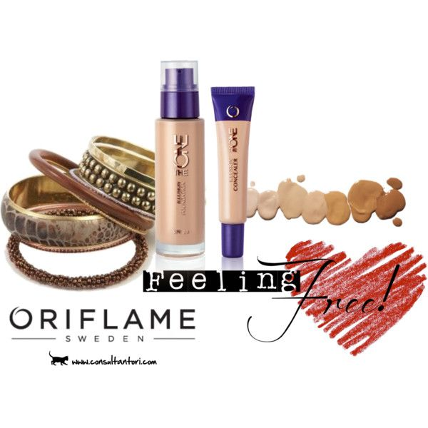 """The ONE Everyday Beauty Oriflame"" by consultantori on Polyvore"