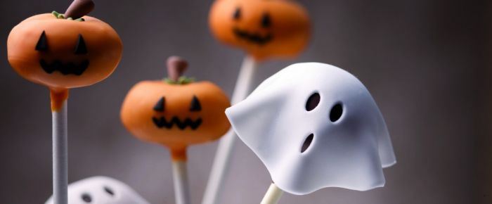 Halloween Cake Pops Recipe   Stitch Craft Create