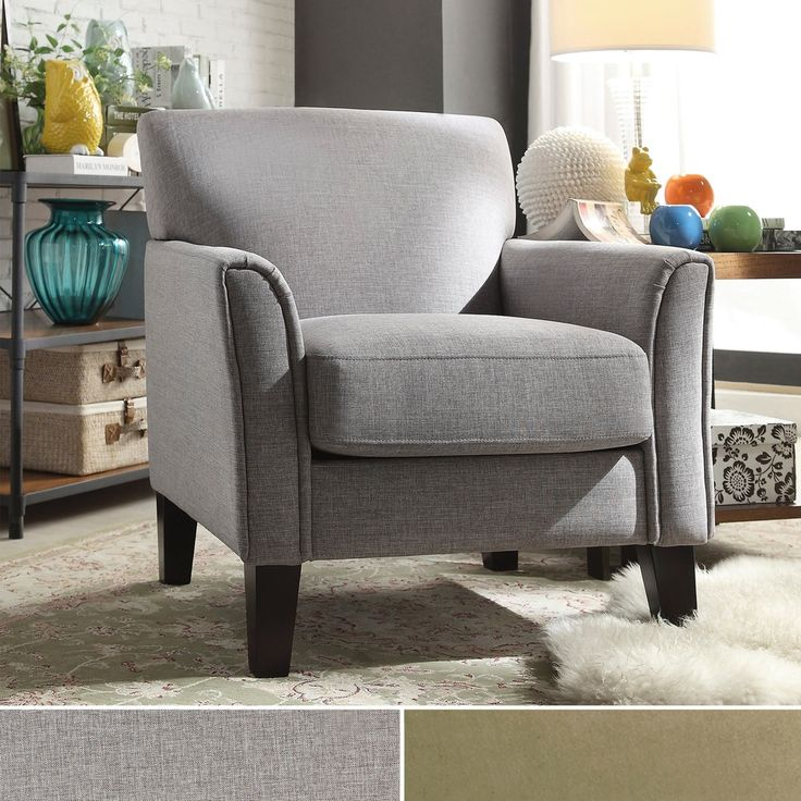 INSPIRE Q Uptown Modern Accent Chair | Overstock™ Shopping   Great Deals On  INSPIRE Q