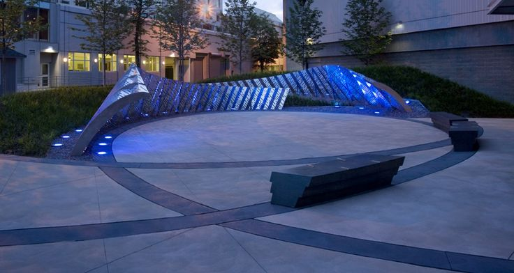 Mikyoung Kim Design - Dunkin Donuts PlazaMikyoung Kim Design - Landscape Architecture, Urban Planning, Site Art