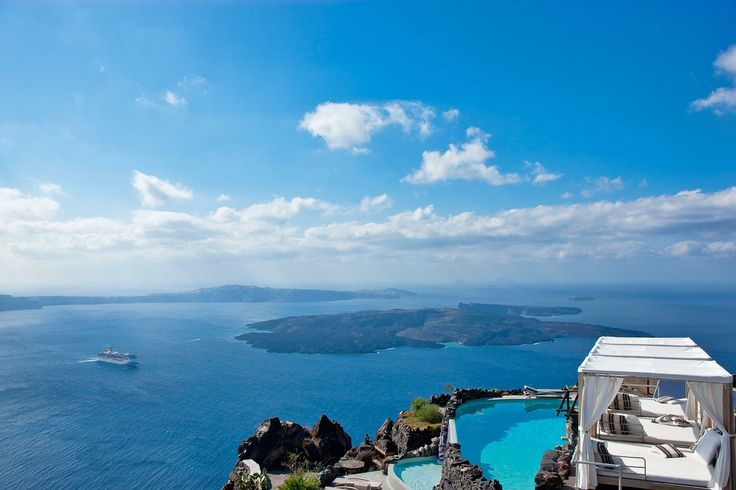 Santorini, Greece--the most beautiful place on earth