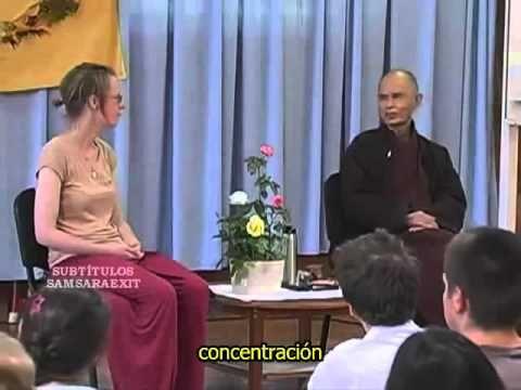 Thich Nhat Hanh   Del Sufrimiento al Amor,Subtitulado Español