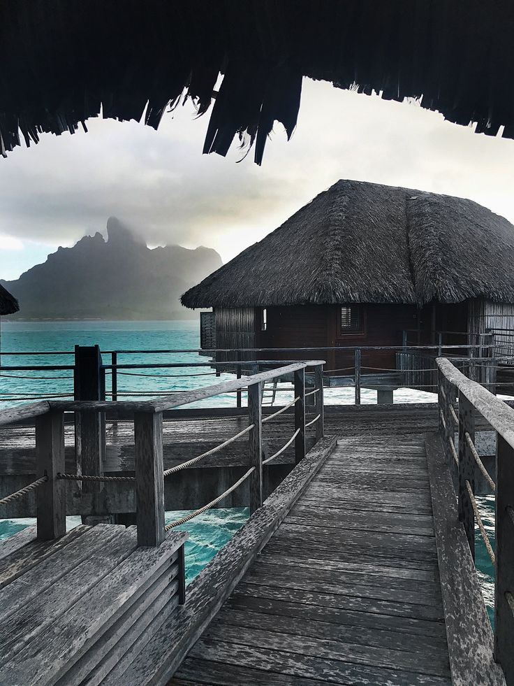 Bora Bora, Travel, Ocean, water bungalows, bucket list, photography, jessakae, french polynesian islands