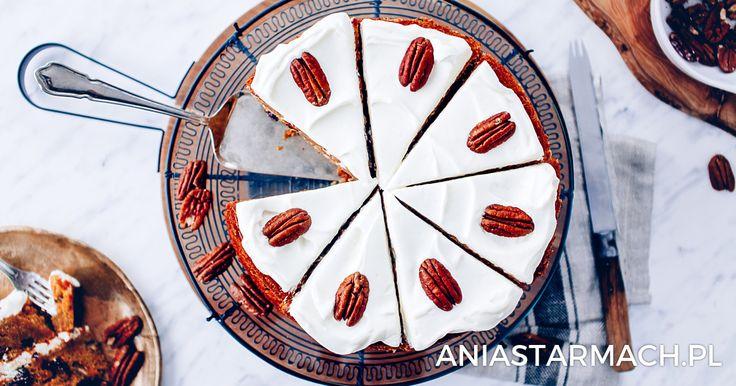 Najlepsze ciasto marchewkowe   Ania Starmach