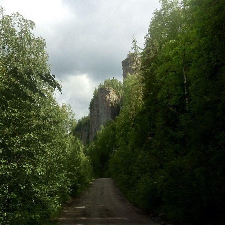Камень Ветлан. #вишера #ветлан #красновишерск