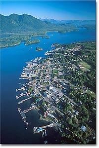 Tofino BC, Pacific Rim, West Coast Vancouver Island, British Columbia, Canada