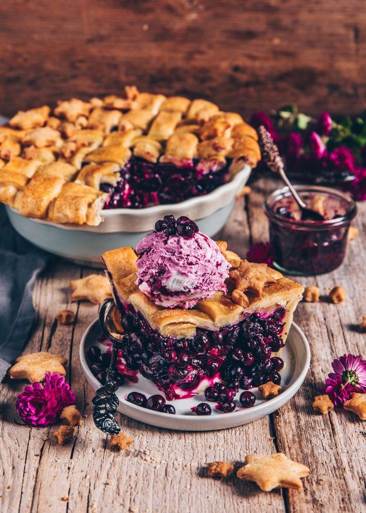 Blueberry Pie (blueberry pie)