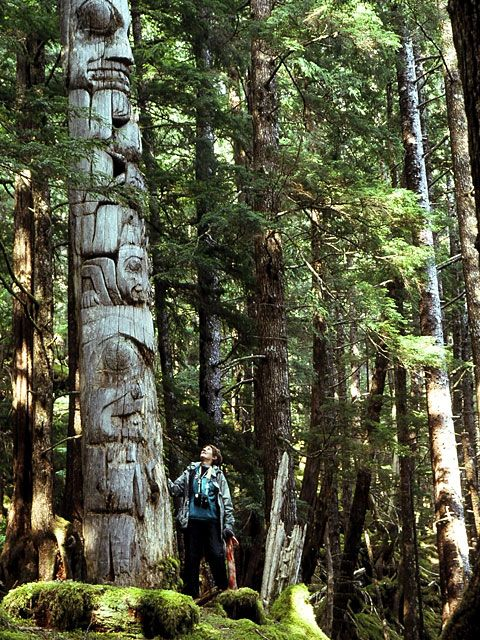 Haida Gwaii - Queen Charlotte Islands