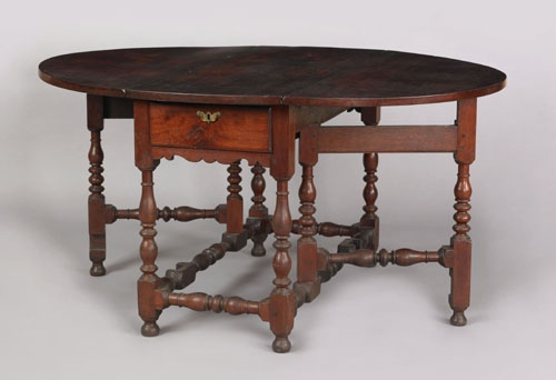 17 best images about gateleg tables on pinterest queen anne rhode island and english - Gateleg table with drawers ...