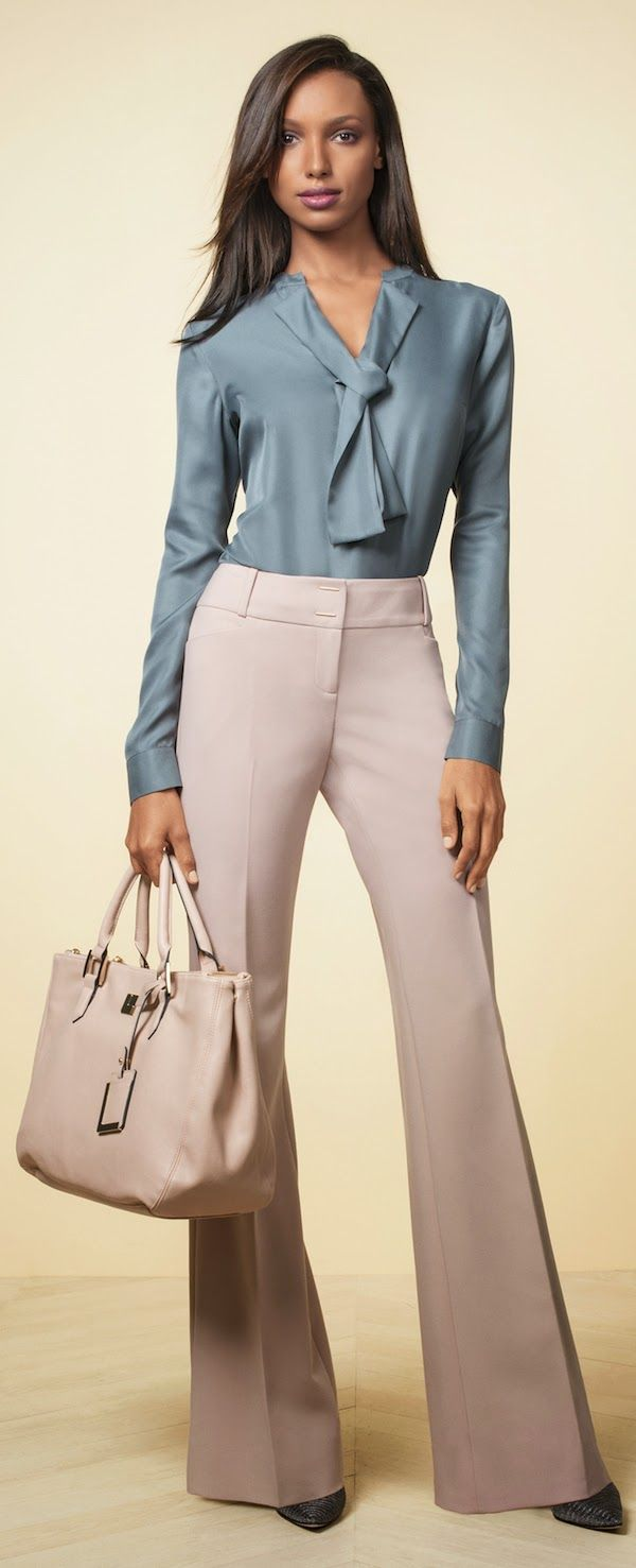 Pallazzo Pants & Blouse ▶suggested by ~Sophistic Flair~