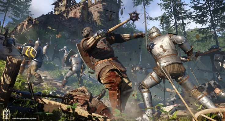 Deep Silver will publish Kingdom Come: Deliverance: Deep Silver will publish Kingdom Come: Deliverance:…