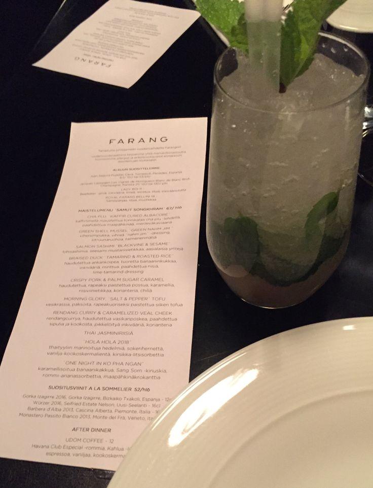 Restaurant Farang - Ladiy Boi cocktail