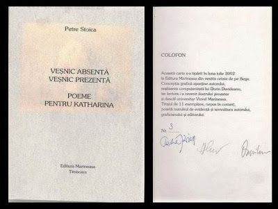 Petre Stoica, remember necesar: Petre Stoica - VEŞNIC ABSENTĂ, VEŞNIC PREZENTĂ (20...