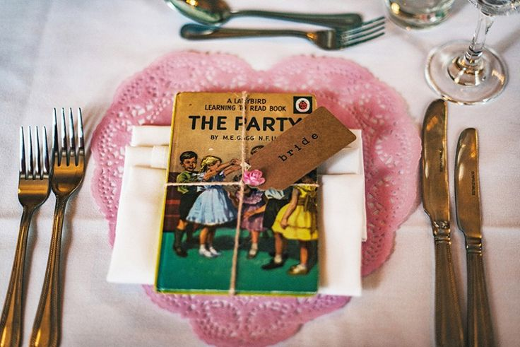 A 1960's Inspired Dress for a Kitsch and Quirky Wedding