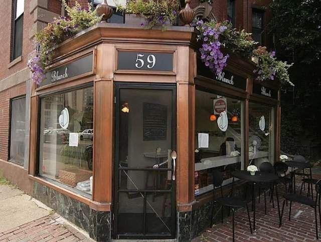 The Best Breakfast Spots in Boston blunch in the south end