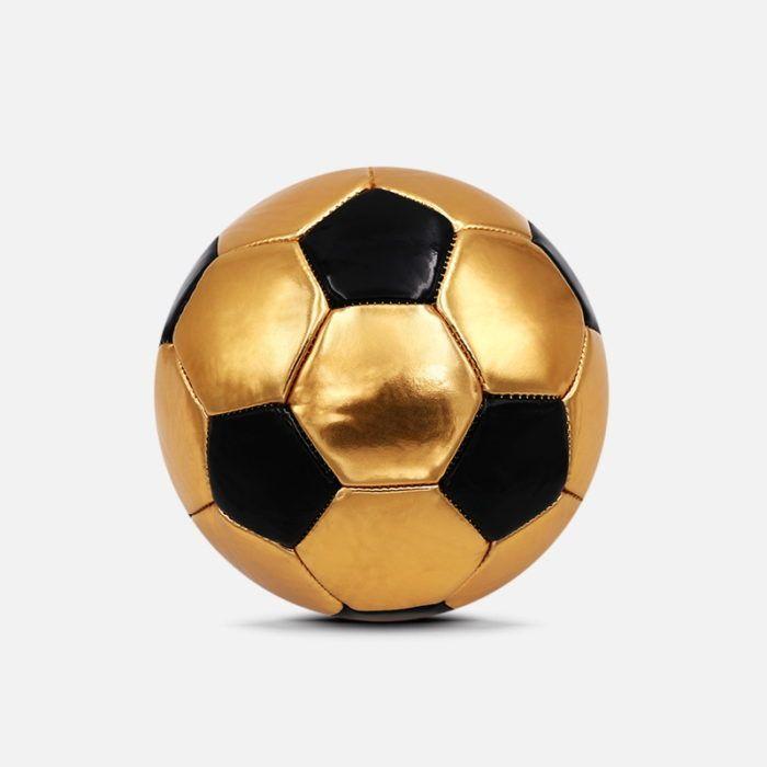 Wholesale Gold Litte Mini Soccer Ball Soccer Ball Soccer Ball