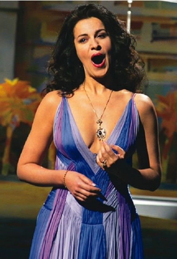 1000 images about angela gheorghiu on pinterest musica vienna state opera and carmen dell - Canta casta diva ...