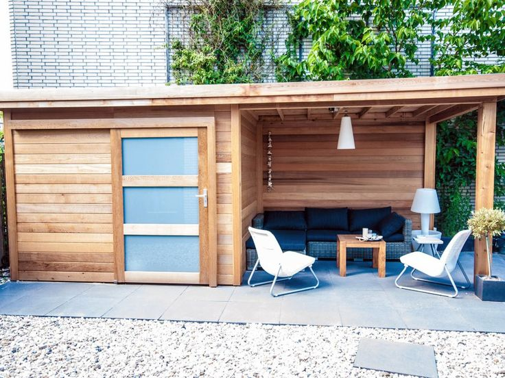 ber ideen zu flachdach gartenhaus auf pinterest 5 eck gartenhaus flachdach und sauna. Black Bedroom Furniture Sets. Home Design Ideas