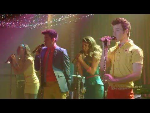 Into The Groove (GLEE Video) Ft Adam Lambert - YouTube
