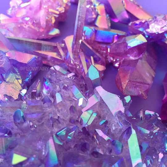 Love Light Amp Fairy Dust Purple In 2019 Crystal