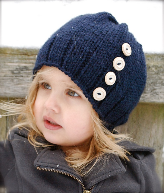 Ravelry: The Hudson Hat pattern by Heidi May
