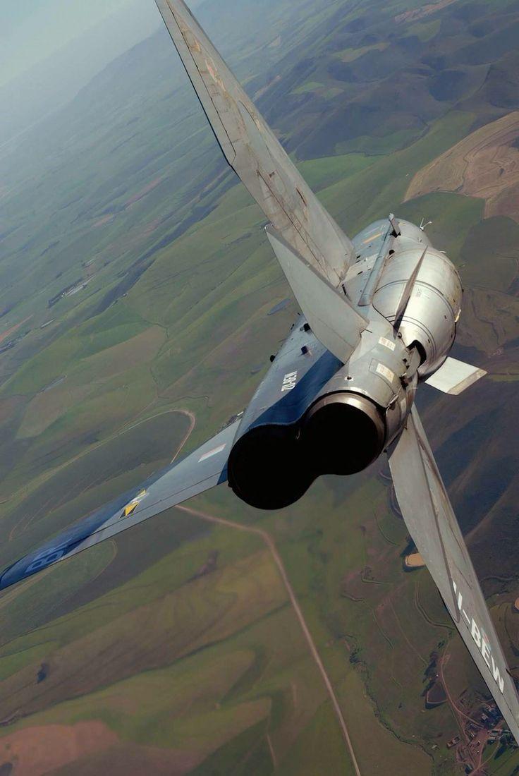 RAF English Electric Lightning