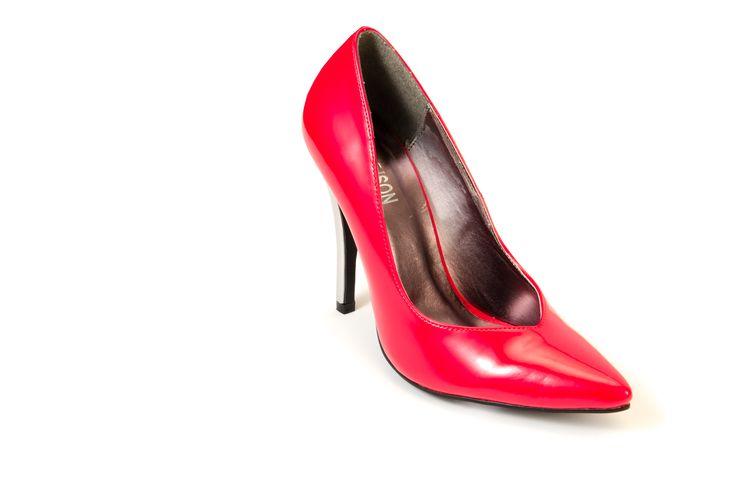 SAN FRANCISCO Red R399.00 from www.madisonheartofnewyork.com follow us on Twitter @Madison Shoes SA