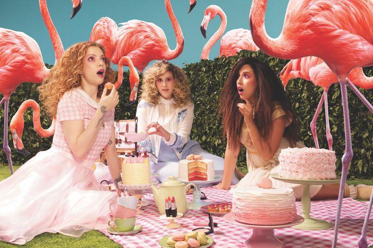 Coleção Flamingo Park da MAC
