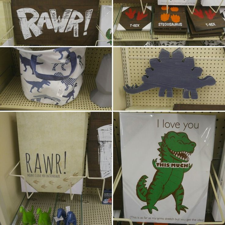Hobby lobby dinosaur room nursery kids room ideas for Kids dinosaur room decor