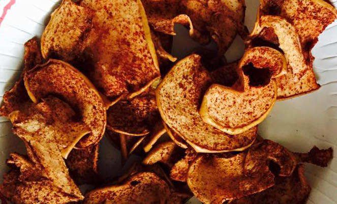 Apple Chips   Nutrimost Recipes