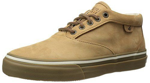 Sperry Top-Sider Men's Striper Chukka Boot, Tan, 8 M US - http://authenticboots.com/sperry-top-sider-mens-striper-chukka-boot-tan-8-m-us/