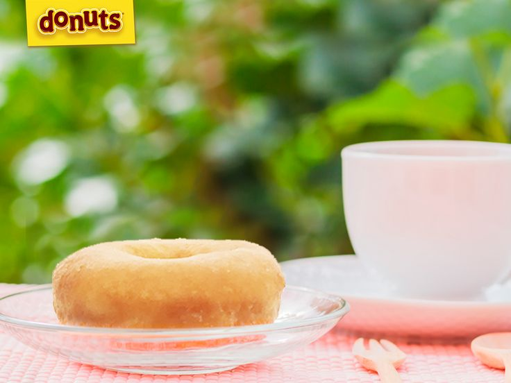 Dica: combina café com Donuts. Irresistível!
