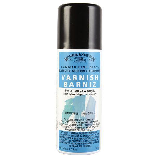 Winsor & Newton Dammar High Gloss Varnish