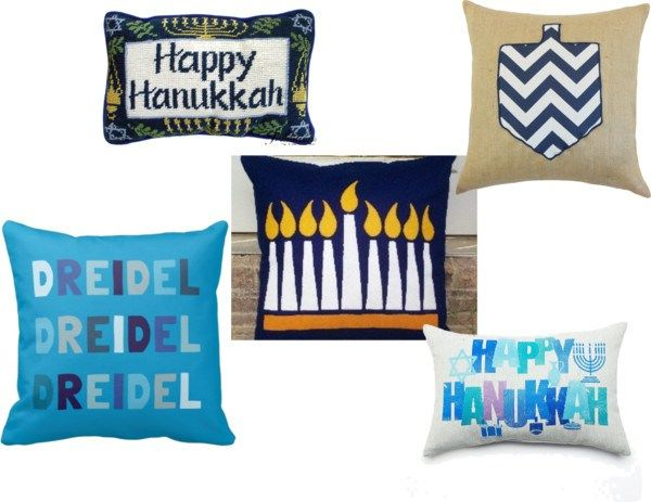 Hanukkah Throw Pillows                                                                                                                                                                                 More